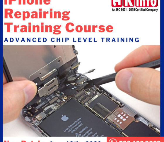 iPhone Repairing Course