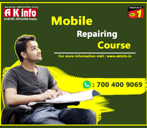 Mobile Hardware Repairing Course